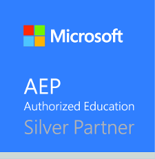 Microsoft AEP Authorized Education Silver Partner
